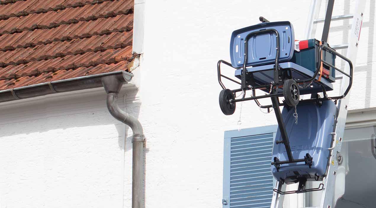 Geda ladder lift Manual